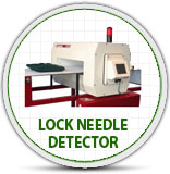 garment lock needle detector machine manufacturers suppliers exporters in india punjab ludhiana